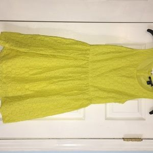 Old navy yellow dress